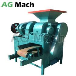 Cilindro de alta eficiência Pressione briquetes de carvão/pó de carvão, pressione