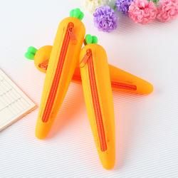 Стильный силиконовый моркови перо канцелярских принадлежностей для оптовой