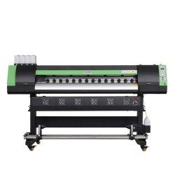 Grand format en intérieur en extérieur de l'équipement d'impression numérique DX5 pour l'autocollant de l'imprimante
