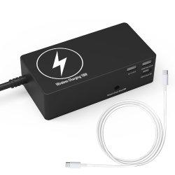 QC 3.0 universel USB de type C Accueil Voyage Téléphone Mobile PC Chargeur rapide de l'adaptateur de voyage
