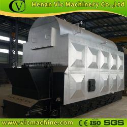 石炭によって発射されるIndustricalの蒸気発電機
