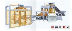 Мониторинг интервала QT8-15 автоматического оборудования для изготовления бетонных блоков и кирпича формовочная машина
