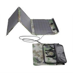 30W painel solar dobrável Telefone móvel portátil USB Carregador Dobrável de bateria para automóvel a melhor qualidade