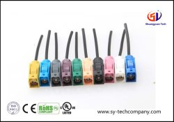 Jack câble coaxial RF Fakra Assemblée câble RG 174