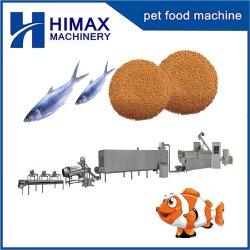 Haustier-Lebensmittelproduktion-Zeile sich hin- und herbewegende Fisch-Wasserzufuhr, die Maschine herstellt