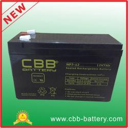 Ибп 12V7ah аккумулятор свинцово-кислотные батареи ИБП 12 вольт 7 А