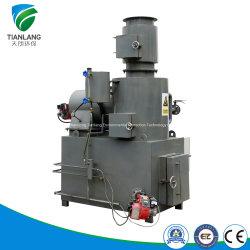 Inceneratore che non dà fumo dell'ospedale/medico rifiuti solidi per il trattamento industriale/animale/immondizia dell'hotel