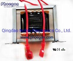 e-iタイプEi41の低周波の電力誘導器チョーク誘導器10uhへの15Aによって溶接されるラミネーションへの800mh 0.5A