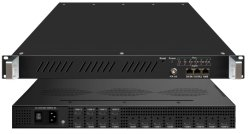 16-KANAL HD MPEG-4 /H. 264 HD Audio Video IPTV Encoder