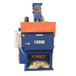 Q3210 Type Tumblast tablier Shot Blast Machine de nettoyage