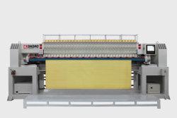 Intellectualized 두 배 마스크 2중 선 누비질 및 자수 기계