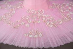 Usine rendement professionnel de gros de la concurrence Ballet adulte Tutu rose pour la vente