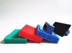 Eco-Friendly 멜라민 거품 지면 닦는 패드 부엌 그립 갯솜