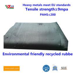 中国で製造された良質のタイヤ特定のリサイクルされたゴム製合成ゴムの長期供給