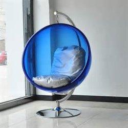 Presidente de la burbuja de acrílico color creativo con soporte