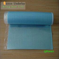 Blauwe Schuim Underlayment 2mm van de Bevloering van Biulding het Materiële Gelamineerde