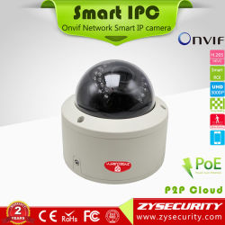 L'ONVIF H. 264 HD 1080p filaire étanche IP Bullet Camera HD de Sony capteur CCD, de la bonne vision de nuit.