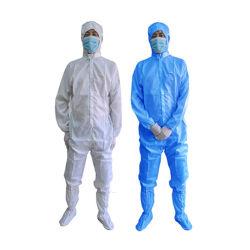 Peça de vestuário de ESD antiestático para salas brancas (Blusas, casaco, casacos&Pants, PAC, Botas) /venda quente