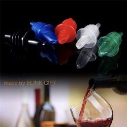 Bouteille de vin de liqueur en plastique de l'esprit pour la libre circulation Pourer Pourer Cocktail de butée