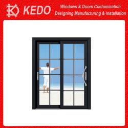 Bonne qualité de l'aluminium Hung Fenêtres à Battants Immeuble commercial