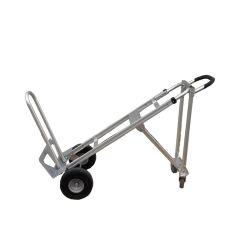 3 en 1 de aluminio plegable práctico carrito de la mano de Servicio Pesado