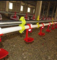 Птицы фермы автоматическая система снабжения питьевой водой цыпленок дом пластиковый регулятор давления воды для домашней птицы Drinkin