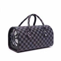 Cassa di risonanza senza fili del mercato di Amerian del sacchetto dell'altoparlante alla moda europeo di Bluetooth