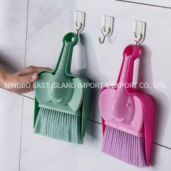 Netter Multifunktions Elefant-Entwurfs-Haushalts-Reinigungsmittel-Installationssatz-kann der Minitischplattenschleife-Reinigungs-Pinsel-kleine Besen Schreibtisch-Dustpan eingestellten heißen Verkauf hängen