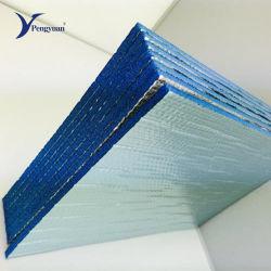 Gomma piuma resistente al fuoco dell'isolamento acustico XPE della prova del di alluminio XPE
