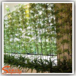 Venda por grosso de Guangzhou barato falso artificial de bambu da sorte para decoração
