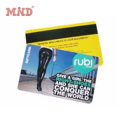 Belo cartão plástico cartão de banda magnética Club Card