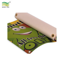 Haute qualité de la bannière de vinyle PVC Flex