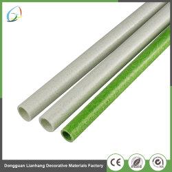 GRP Anti-Static Pultruded circular do tubo de fibra de vidro