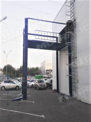 CE Parking de l'acier vertical hydraulique de levage de l'équipement de levage de plate-forme