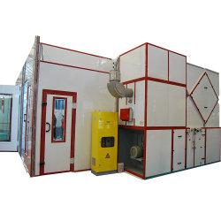 Sistema di mescolanza elettrostatico automatico gonfiabile usato della vernice dell'automobile di Garmat Nigeria Giappone della cascata della cabina dei soldi di vendita automobilistica dello strumento