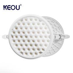 Lampada chiara anabbagliante dell'interno dell'indicatore luminoso di comitato dell'indicatore luminoso di soffitto del ODM dell'OEM di Keou 24W LED Downlight 18W LED