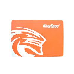 Hot vender 256 GB SSD SATA de 2,5 pulg Kingspec nuevo caso de stock de disco duro para portátiles.
