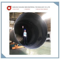 China-Spitzenmarken-großer Durchmesser-geschweißte Kohlenstoffstahl-Gefäße