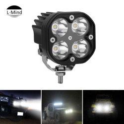 3 pulgadas de Volvo Car cubo LED de 4X4 en carretilla Lite LED