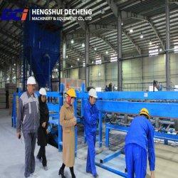 Китай поверхности бумаги гипс платы оборудование для продажи