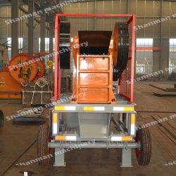 Hochwertige Lehm-Kiefer-Zerkleinerungsmaschine