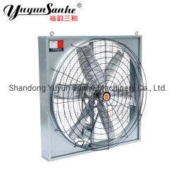 Подвешенные вытяжной вентилятор для коровы дом или молочные фермы