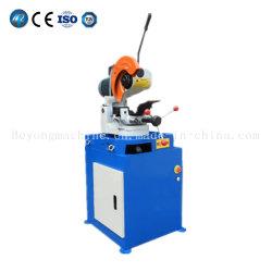 Novo modelo de máquina de corte à venda 15mm do tubo de cobre e o quadrado do tubo de metal cortado serra circular de máquina de corte acionada pelo poder de electricidade