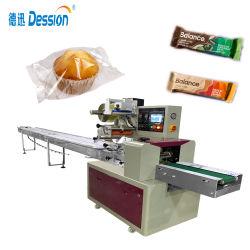Manuel Automatique bonbons/sucreries/bille/barre de chocolat sac en plastique Machine d'emballage de débit d'emballage oreiller