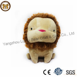 Normas Cpsia Velboa Macio Leão Animal brinquedos para bebés