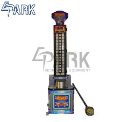 Billet de loterie de l'amusement de jeu électronique Roi de la machine de jeu de marteau