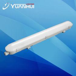 IP65 Voyant Tri-Proof 4FT 40W 2FT 20W Tri-Proof tube lumineux à LED de remplacer la lampe de plafond fixation grille