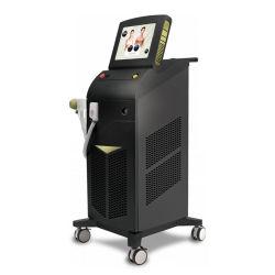Permanente Salone di bellezza utilizzare verticale 808nm diodo laser rimozione capelli Macchina Alma Soprano Ice Platinum XL FDA Medical CE Certification 3 onde