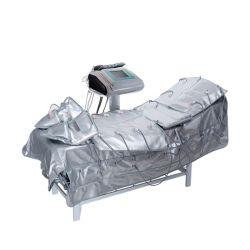 Pressothérapie Slimming Machine avec chauffage Couverture infrarouge produit populaire