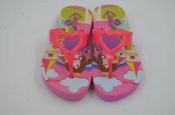Adultos e crianças a sublimação flip-flops chinelos